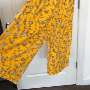 Cotton On Pants - Cotton On Off the Shoulder Jumpsuit